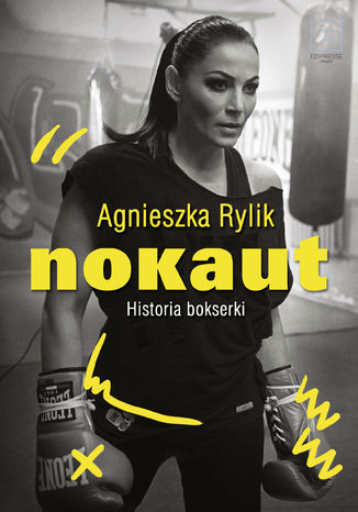 Okładka książki/ebooka Nokaut. Historia bokserki