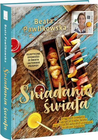 Okładka książki/ebooka Śniadania świata
