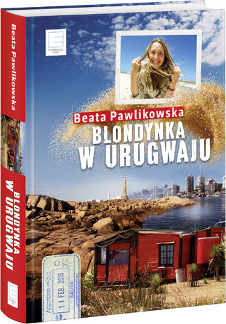 Okładka książki Blondynka w Urugwaju