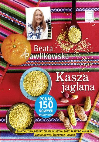 Okładka książki Kasza jaglana