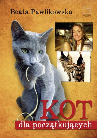 Okładka książki/ebooka Kot dla początkujących