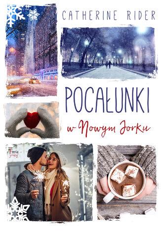 Okładka książki/ebooka Pocałunki w Nowym Jorku