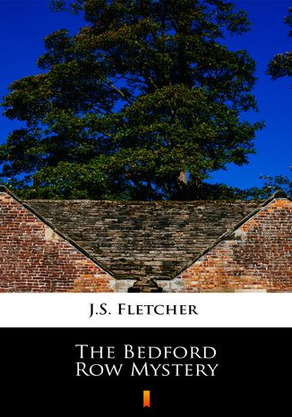 Okładka książki The Bedford Row Mystery
