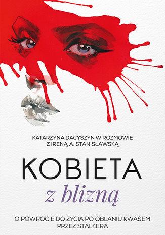 Okładka książki/ebooka Kobieta z blizną
