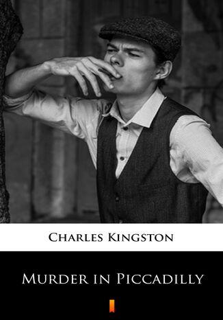 Okładka książki/ebooka Murder in Piccadilly