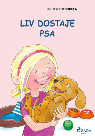 Okładka książki Liv i Emma: Liv dostaje psa