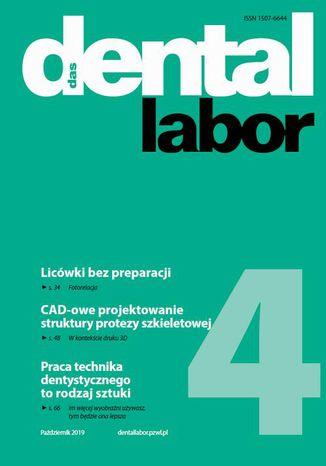 Okładka książki Dental Labor 4/2019