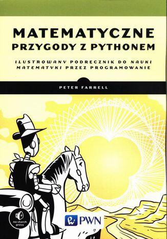 Okładka książki Matematyczne przygody z Pythonem