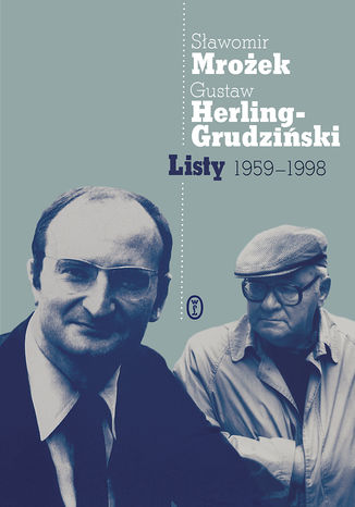 Okładka książki/ebooka Listy 1959-1998