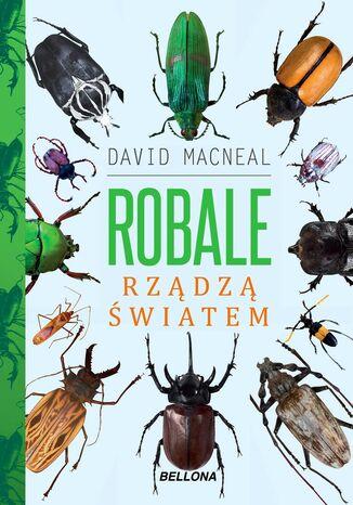 Okładka książki Robale rządzą światem