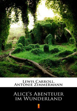 Okładka książki/ebooka Alices Abenteuer im Wunderland