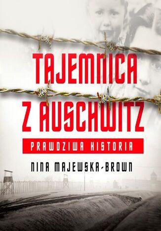 Okładka książki Tajemnica z Auschwitz