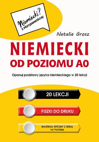 Okładka książki/ebooka Niemiecki od poziomu A0