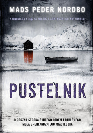 Okładka książki Pustelnik