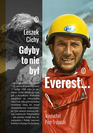 Okładka książki Gdyby to nie był Everest