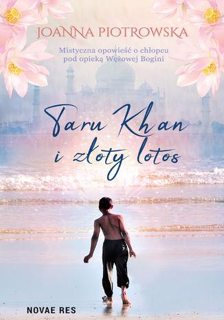 Okładka książki Taru Khan i złoty lotos