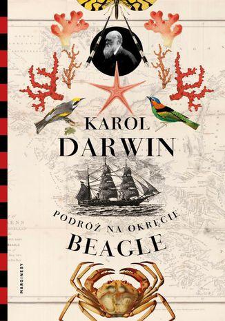 Okładka książki Podróż na okręcie Beagle