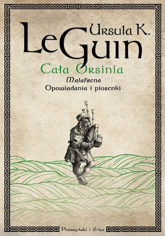 Okładka książki/ebooka Cała Orsinia