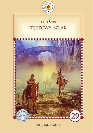 Okładka książki/ebooka Tęczowy szlak