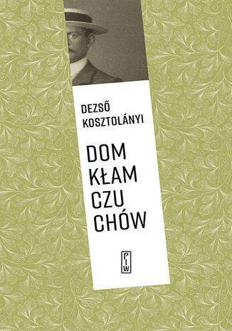 Okładka książki/ebooka Dom kłamczuchów