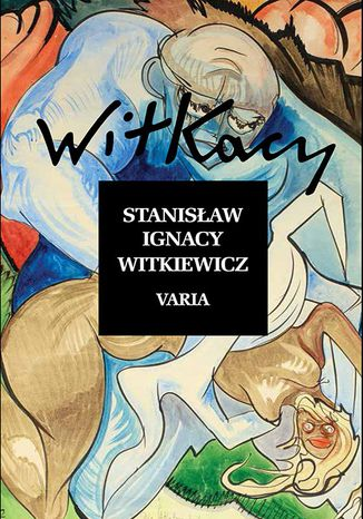 Okładka książki/ebooka Varia