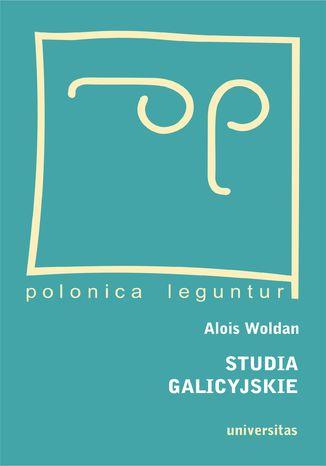 Okładka książki Studia galicyjskie