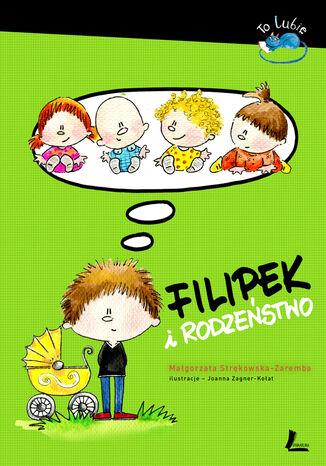 Okładka książki Filipek i rodzeństwo