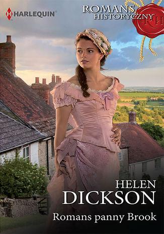 Okładka książki Romans panny Brook