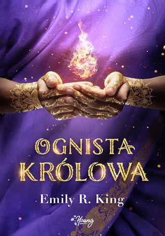 Okładka książki Ognista królowa. Tom 2