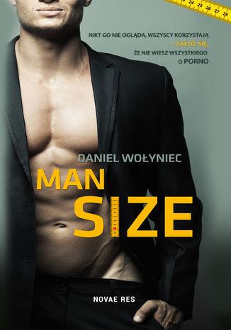 Okładka książki Man size
