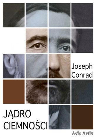 Okładka książki Jądro ciemności