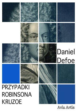 Okładka książki/ebooka Przypadki Robinsona Kruzoe