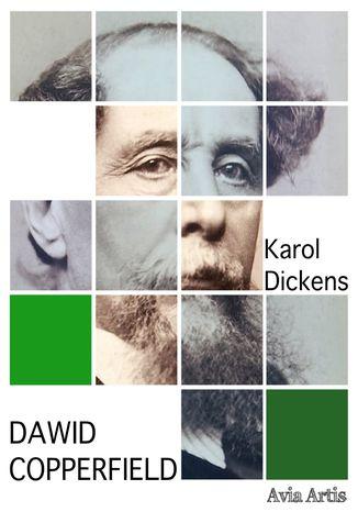 Okładka książki/ebooka Dawid Copperfield