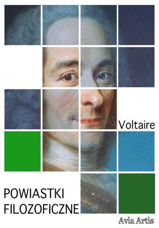 Okładka książki/ebooka Powiastki filozoficzne