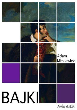 Okładka książki Bajki