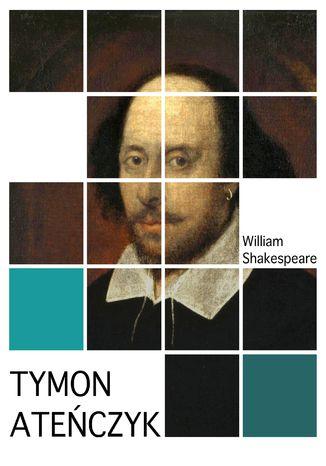 Okładka książki Tymon Ateńczyk