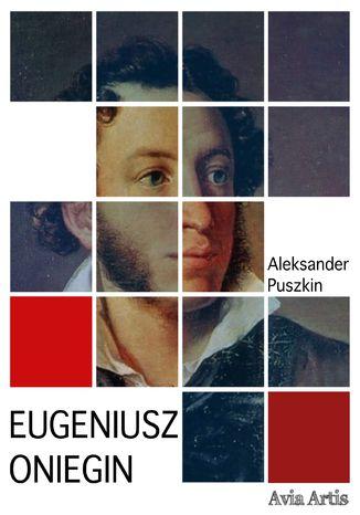 Okładka książki Eugeniusz Oniegin