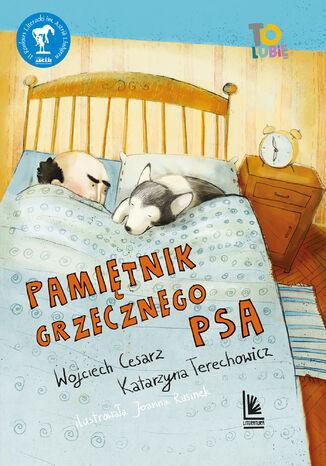 Okładka książki/ebooka Pamiętnik grzecznego psa