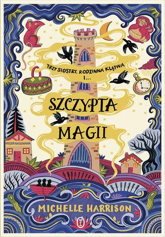 Okładka książki Szczypta magii