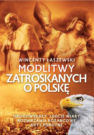 Okładka książki/ebooka Modlitwy zatroskanych o Polskę