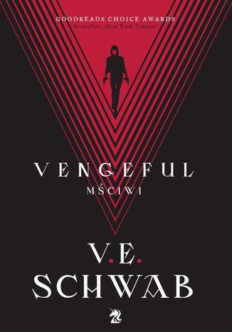 Okładka książki Vengeful. Mściwi