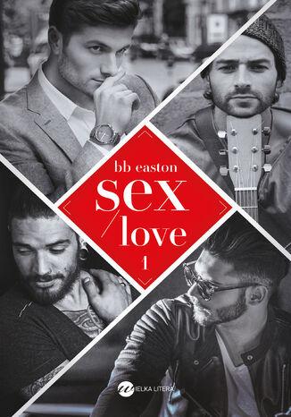 Okładka książki/ebooka Sex/Love