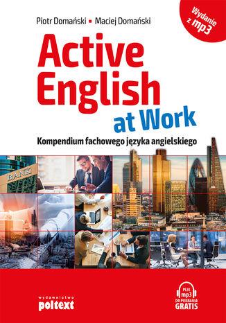Okładka książki/ebooka Active English at Work