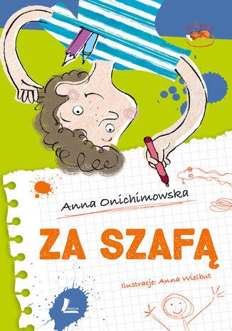 Okładka książki Za szafą