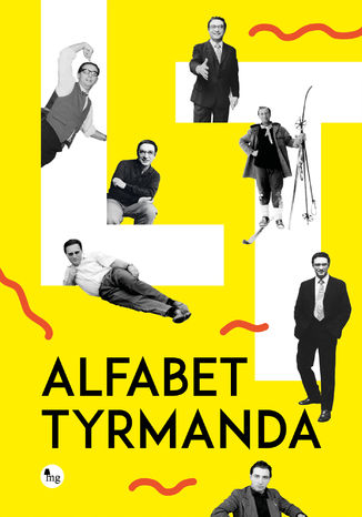 Okładka książki/ebooka Alfabet TYrmanda