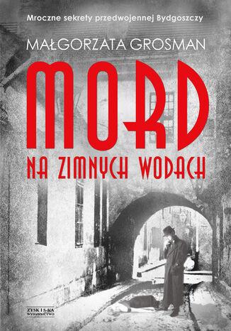 Okładka książki/ebooka Mord na Zimnych Wodach