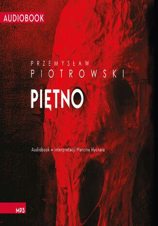 Okładka książki Piętno