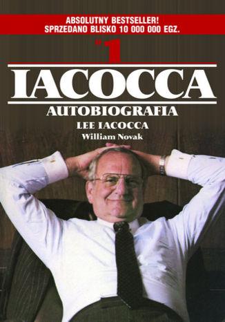 Okładka książki IACOCCA Autobiografia