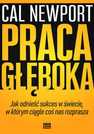 Okładka książki/ebooka Praca głęboka
