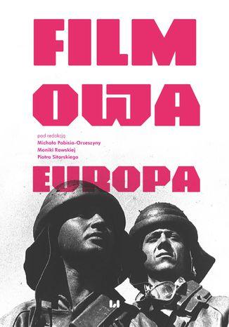 Okładka książki/ebooka Filmowa Europa